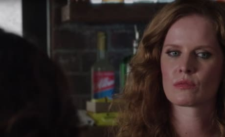 Zelena Is Frightened - Once Upon a Time