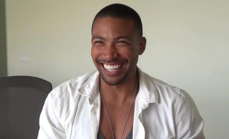 Charles Michael Davis Talks Davina, Leadership and More