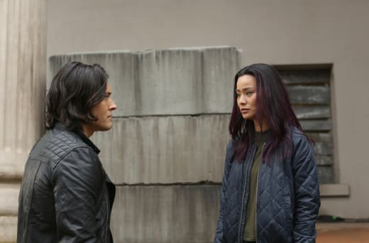 Will The Romance Live Again - The Gifted Season 1 Episode 11