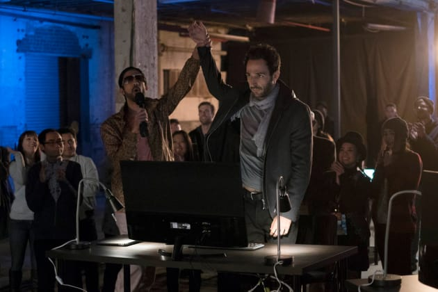 Victory for Aram - The Blacklist Season 4 Episode 14