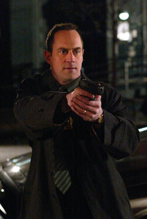 Chris Meloni on SVU