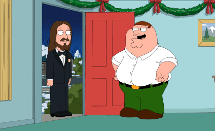 Family Guy Season 13 Episode 6 Review: The 2000 Year Old Virgin