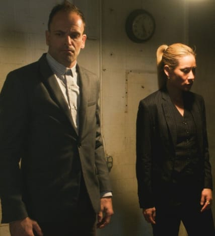 Targeted Stash House - Elementary Season 7 Episode 7