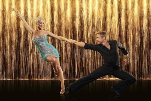 Kellie Pickler and Derek Hough