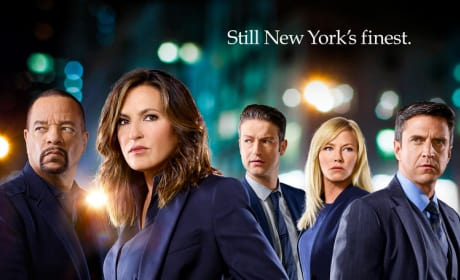 Law & Order: SVU Season 19 Poster