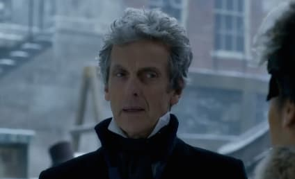 Doctor Who Season 10 Episode 3 Review: Thin Ice