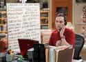 The Big Bang Theory Review: Lion Sleeps Tonight
