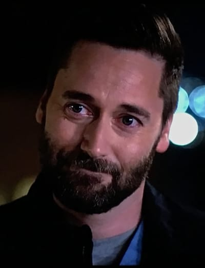Max's Heart eyes for Helen - tall  - New Amsterdam Season 3 Episode 10