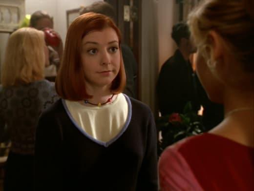 Glad You're Back - Buffy the Vampire Slayer Season 3 Episode 2