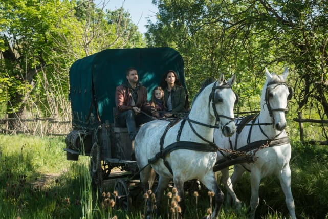Beautiful Countryside - Emerald City Season 1 Episode 7