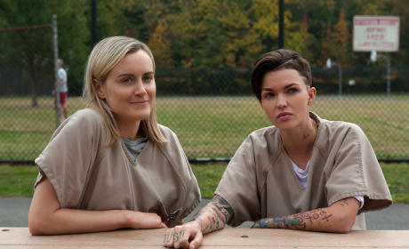 A New Face - Orange is the New Black