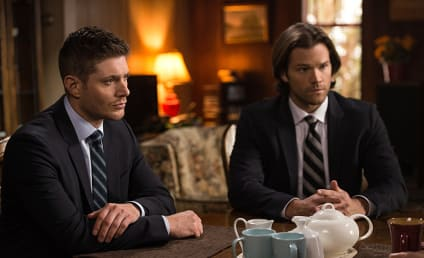 Supernatural Season 11 Episode 16 Review: Safe House