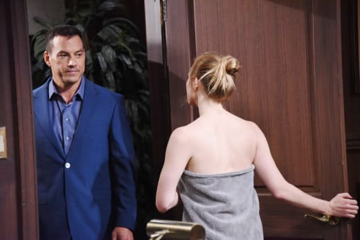 An Unexpected Visitor - Days of Our Lives