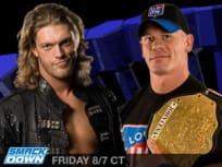 Edge vs. Cena
