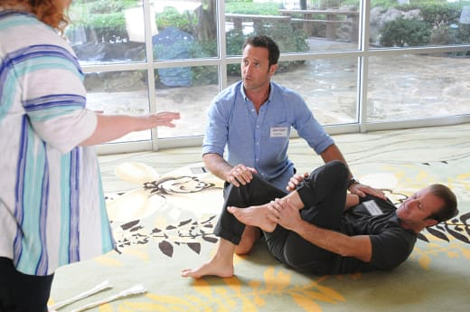 Couples Therapy - Hawaii Five-0