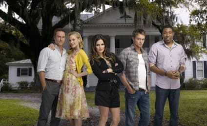 "Hart of Dixie Music from ""The Pirate and the Practice"""