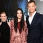 Mireille, Esme, and Joel at Hanna Premiere NYC