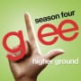 Glee cast higher ground