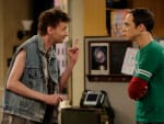 Sheldon and His Cousin