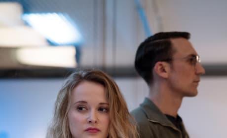 Amber and Aaron - Killing Eve Season 2 Episode 6