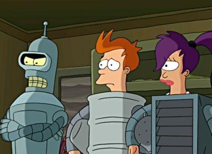 Watch Futurama Season 1 Episode 5 Online