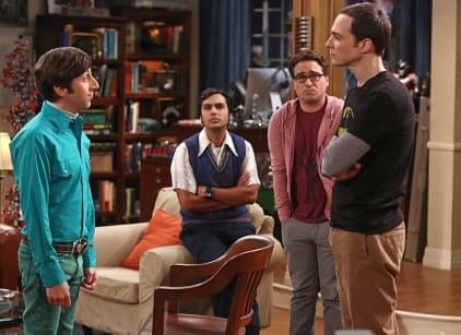 Watch The Big Bang Theory Season 8 Episode 2 Online