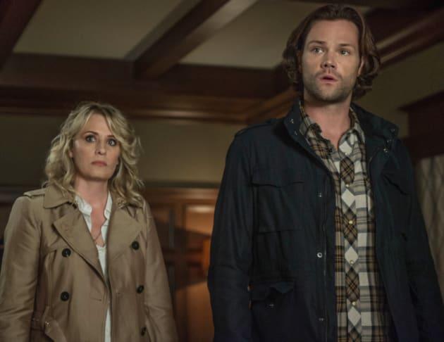 Found A Clue - Supernatural Season 14 Episode 5