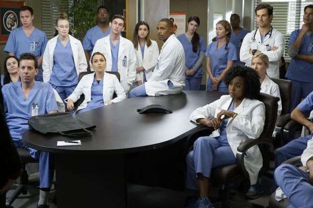 The Consultant - Grey's Anatomy