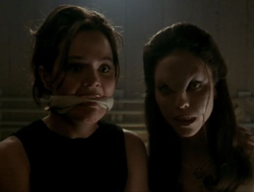 Late Night Snack - Buffy the Vampire Slayer Season 2 Episode 3