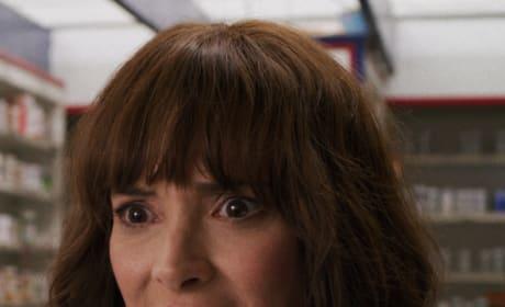Winona Ryder Returns - Stranger Things