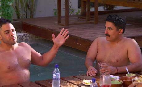Mike Tries to Explain - Shahs of Sunset