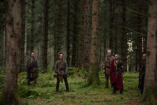 Don't Say a Word - Outlander Season 4 Episode 4