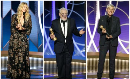 Golden Globes 2020: The Entire Winners List!
