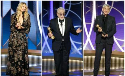Golden Globes 2020: The Entire Winners List!