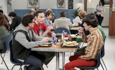 Sheldon Has an Explanation - The Big Bang Theory Season 10 Episode 19
