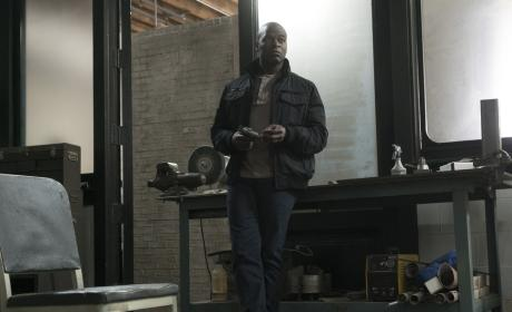 Dembe agrees - The Blacklist Season 4 Episode 21
