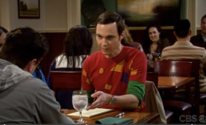 """The Big Bang Theory Review: """"The Engagement Reaction"""""""