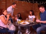 Family Dinner in Colombia - 90 Day Fiance: The Other Way Season 2 Episode 10