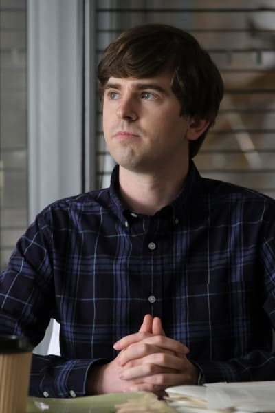 An Unusual Perspective - The Good Doctor Season 4 Episode 7