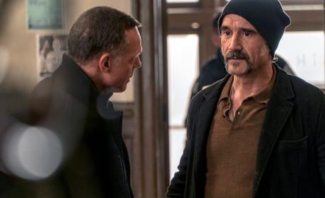 Olinsky Returns - Chicago PD Season 4 Episode 17