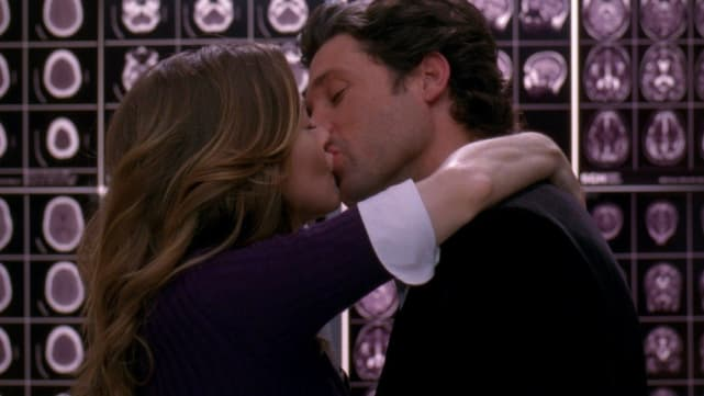 Meredith & Derek - Grey's Anatomy