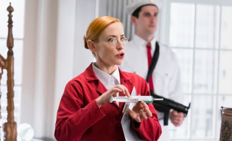 The Doctor Examines Jesse - Preacher Season 3 Episode 8