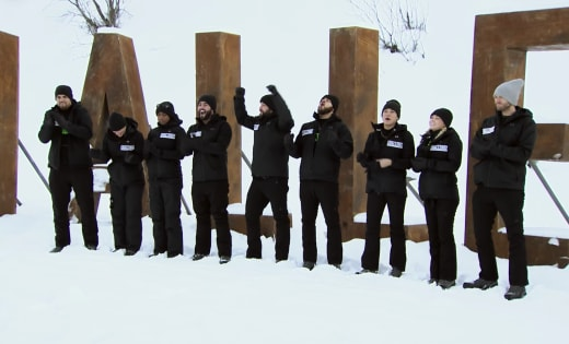 Final 9 - The Challenge
