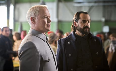 Darhk is There! - DC's Legends of Tomorrow Season 1 Episode 2