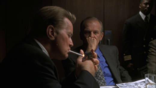 Under Pressure - The West Wing Season 1 Episode 3