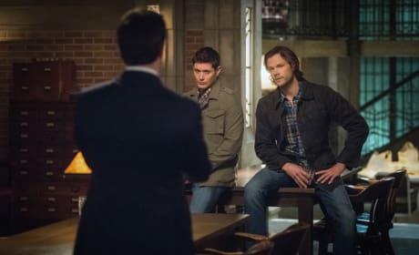 Mick has a deal - Supernatural Season 12 Episode 17