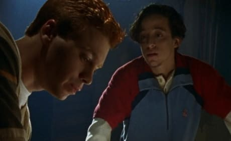 Eric And Chris - Buffy the Vampire Slayer Season 2 Episode 2