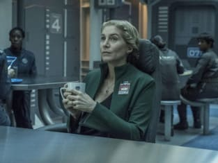 Staying On Board - The Expanse