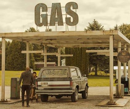 Gassing Up - American Gods Season 2 Episode 3
