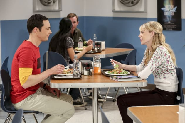 Please Don't Do This, Sheldon! - The Big Bang Theory Season 10 Episode 24